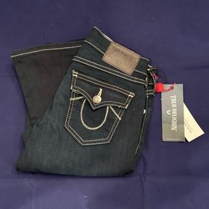 True Religion Mid Rise Bootcut Jeans Becca 24x32